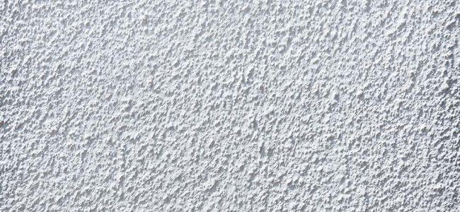 Een muur in crepi.
