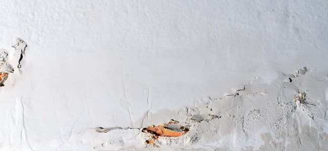 vochtschade op muur